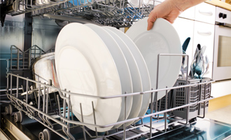 How to Replace The Spray Arms On A Dishwasher
