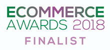 2018 Best Ecommerce Customer Service Finalist - eCommerce Awards