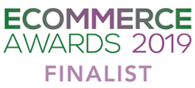 2019 Best Ecommerce Customer Service Finalist - eCommerce Awards